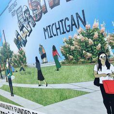 Grand street park Marshall Michigan #michigan #marshallmichigan...