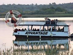 Tours - Kwazulu Natal - ST LUCIA TOURS & CHARTERS t/a ADVANTAGE TOUR Double Deck, Kwazulu Natal, Home And Away, Outdoor Activities, Crocs, South Africa, Catering, Safari, Beautiful Places