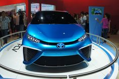 Where is Toyota building the all-new Mirai, you might ask?