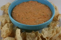 A Year of Slow Cooking: Slow Cooker Taco Dip Recipe