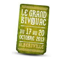 Venez au Grand Bivouac 2013 !