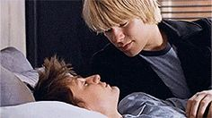 Queer as Folk Addict — candlewinds: Brian/Justin + Season 3 That. Relationship Facts, Cute Relationship Goals, Cute Relationships, Brian E Justin, Netflix Music, Randy Harrison, Brian Kinney, Francis Dolarhyde, Gale Harold