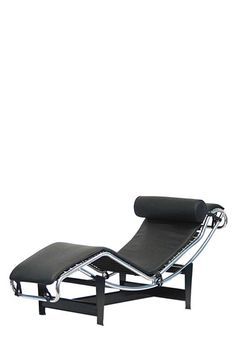 Browse more California ...  Previous Item      LC4 Le Corbusier Chaise Genuine Leather Lounge Chair