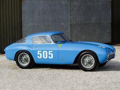Ferrari 500 mondial pininfarina berlinetta 1954