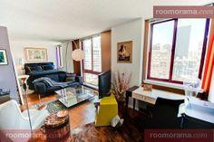 Short Term Rentals Midtown West - Apartment: Mid-Manhattan luxury studio in the sky - Roomorama