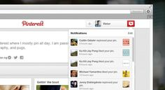 Pinterest revives classic features, revamps notifications and search