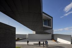 ÍLHAVO: MARITIME MUSEUM EXTENSION DI ARX ARQUITECTOS