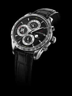 Carl F. Bucherer Offers Unique Manero ChronoPerpetual for Only Watch 2015   WatchTime - USA's No.1 Watch Magazine