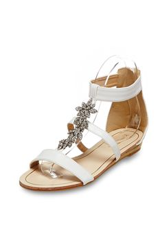 Venta R and Be / 17374 / Sandalias / Planas - Chic / Sandalias Blanco