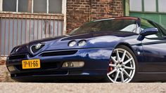Alfa Gtv, Alfa Romeo Gtv, Alfa Romeo Spider, Car In The World, Car Ins, Madness, Muscle, Concept, Vehicles