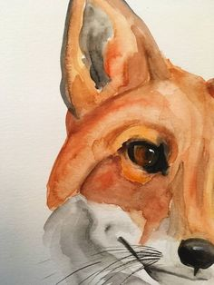 Items similar to fox watercolor print on etsy fox watercolor print abstractpaintings arthistory etsy fox items print similar watercolor watercolorpainting Watercolor Animals, Watercolor Print, Watercolor Illustration, Simple Watercolor, Tattoo Watercolor, Watercolor Trees, Watercolor Background, Watercolor Landscape, Watercolor Paintings
