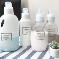 Konmari, Home Management, Delicate Wash, Fabric Softener, Room Tour, Laundry Detergent, Laundry Room, Home Accessories, Wax