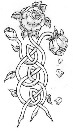 Celtic Knot by novedepaus @ deviantART For Manor house