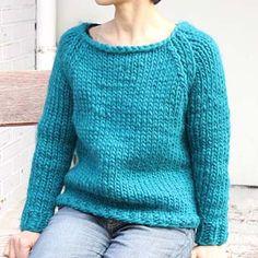 [Envelope Online Shop] Bulky sweater kit MOORIT