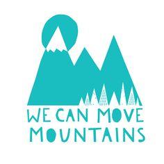 We can move mountains! #yoke (http://weareyoke.com)