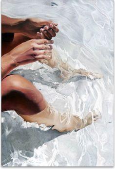 """""""Un fragmento de piel acariciada, besada, recorrida..."""" by Josep Moncada"""
