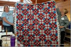 Quiltville's Quips & Snips!!: Some Very Very Texas Show & Share!