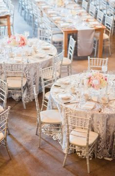 Springtime Honsberger Estate wedding by Jenn Kavanagh Photography featuring Lush Florals, A Divine Affair, Simply Beautiful Decor, and a White Toronto gown. Holidays And Events, Simply Beautiful, Tablescapes, Party Planning, Sherri Hill, Table Decorations, Lisa, Photography, Party Ideas