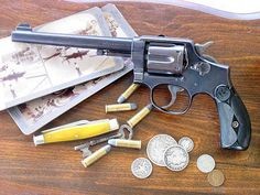 1889 Smith & Wesson SW Model 10 (38 Special)
