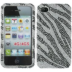Bling Cases and Rhinestone Cases for Iphone, Blackberry and more...