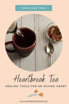 So many things can take a toll on our hearts; job loss, divorce, miscarriage, or even the fear and uncertainty of the pandemic. Heart Support tea helps ease an aching heart, brining comfort and compassion with every cup. More healing tools can be found at www.tenderhearttools.com #heartache #brokenheart #pandemicheartbreak Tea Gifts, Herbal Tea, Compassion, Divorce, Peppermint, Gifts For Mom, Herbalism, Hearts, Healing