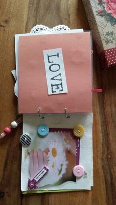 Scrapbooking Geschenk Schwester Hochzeit alles