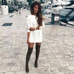 Botas 2019 Largas 101 En Fall Imágenes Mejores De Winter Outfit vxx0IATq