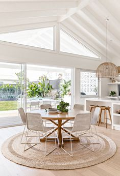 Interior Architecture, Interior Design, New Home Designs, House Deck, House And Home Magazine, Fashion Room, Home And Living, Outdoor Furniture Sets, Sweet Home