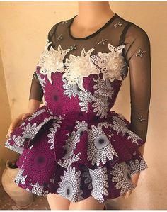 13 Beautiful Ankara Peplum Tops Nigerian Fashion You Choose From and rock yourself to fashion stylish. African Fashion Ankara, Latest African Fashion Dresses, African Print Dresses, African Print Fashion, Africa Fashion, African Dress, African Wear, Nigerian Fashion, African Print Peplum Top