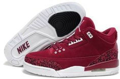 buy online bc941 7b406 Air Jordan 4 Retro Dark Red Womens Sneakers. Regular Price   113.79 Special  Price