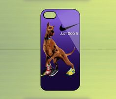 Scooby Doo Nike for iPhone 4/4S iPhone 5 Galaxy S2/S3/S4 & Z10 | WorldWideCase - Accessories on ArtFire
