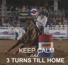 Sign up for Tina's Tips --training barrel horses Newsletter --one email per week with great tips --training barrel horses the natural way:   http://www.saddledomain.com