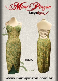 Vestito da Tango