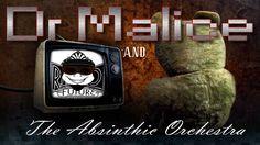 Radio Retrofuture #39 - Dr. Malice and Puppet Dutch