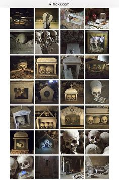 My casa is your casa, in Naples, Italy, if you happen to be a forgotten skull; a forgotten soul. In the olden days, the nonas, Italian grandmothers, adopted the skulls and built homes for them. The…