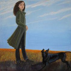 Nicole Le Groumellec, Fidèlement 2 on ArtStack #nicole-le-groumellec #art