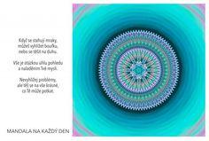 *PODLE TÉMAT   Mandala na každý den Zentangle, Zentangle Patterns, Zentangles