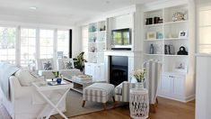 Today's room tour is a real treat. This classic coastal living room in Brisbane's inner east has been carefully and thoughtfully planned to create a living space that can function as both formal entertaining and relaxed family living. The house belongs to Clare, her husband and theirtwo young children. The house was purpose built to …Continue Reading