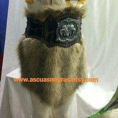 Custom barbarian belt. 😀 Larp Armor, Fancy, Halloween 2018, Barbarian, Armors, It Cast, Cosplay, Belt, Leather