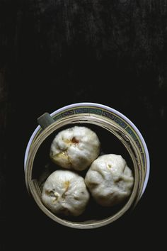 DIM SUM MONTH: PORK BELLY BUN W/ PEANUT BUTTER AND CAPER – Lady and Pups – an angry food blog