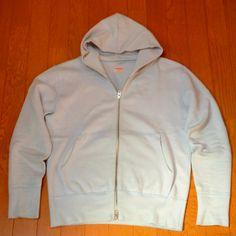 Healthknit  pullover parka sax blue