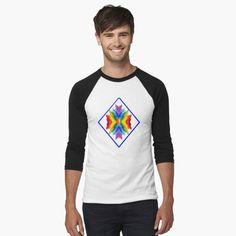 Baseball ¾ Sleeve T-Shirt Wonderful Eclipse Illusion, Eclipse T Shirt, Chill, Athletic Looks, Baseball Shirts, Christmas Shirts, Merry Christmas, My T Shirt, Shirt Men