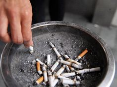 Today in obvious news: smoking around young children may be just as harmful as smoking while pregnant