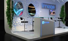 Booth Image on Behance