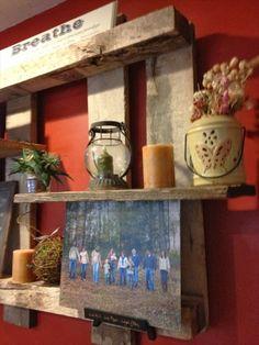 Pallet Furniture Plans: Pallet Wall | Diy Pallet Furniture Designs Ideas