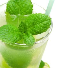 What's the perfect way to cool down on a warm day? A well-mixed Mojito, of course.