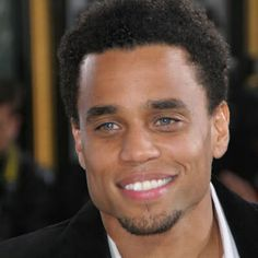 I don't have many male celebrity crushes, but Michael Ealy is my newest one!!
