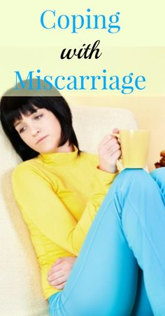 Coping with Miscarriage {What I Did to Deal with the Grief of Miscarriage}