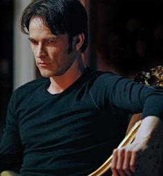 Stephen Moyer (Vampire Bill Compton in True Blood)