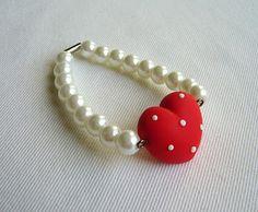 lollipop: Valentine's Bracelet